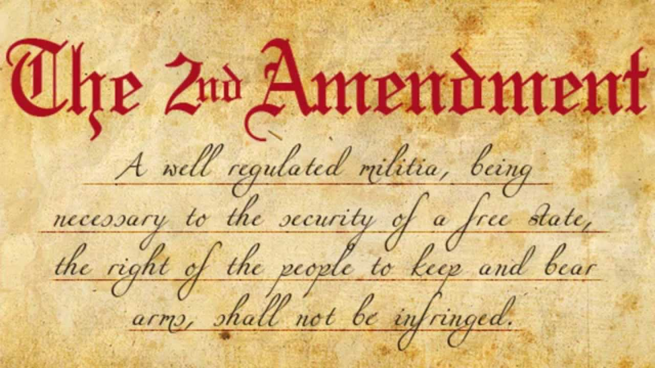 An analysis of the second amendment if the us constitution on right to arms