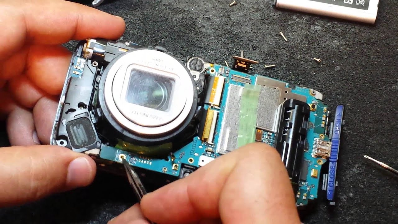 Samsung Galaxy K Zoom im Test [HD] Deutsch - YouTube