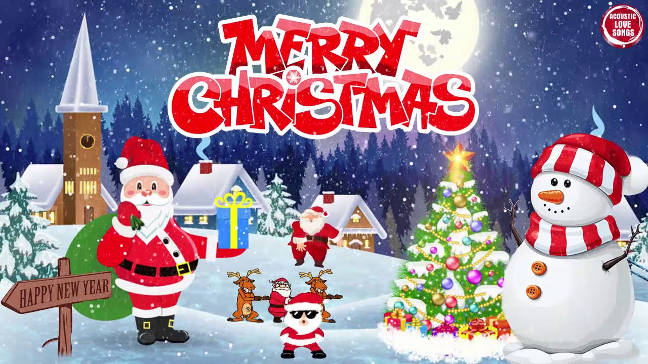 Beautiful Old Merry Christmas Songs 2021 Playlist - Nonstop Old Christmas Songs Of All Time