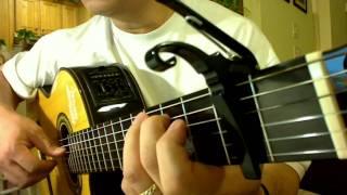 童话 Tong Hua (Fairy Tale)  - Guitar solo