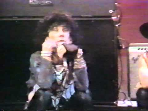 Lords Of The New Church ~ Stiv Bators interviewaudience Q&A on wire US TV 1983