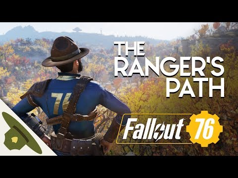 FALLOUT 76: The Ranger's Path (and the story of General Dave)   Ep. 1 thumbnail
