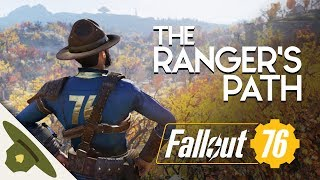 FALLOUT 76: The Ranger's Path (and the story of General Dave) | Ep. 1