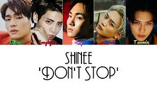 SHINee 'Don't Stop' from the 5th album '1 of 1' Jonghyun, Minho & K...