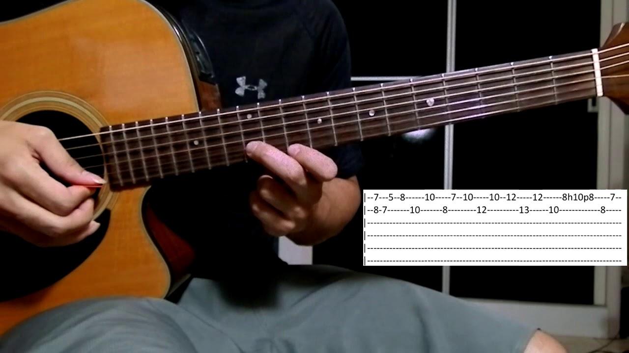 Menino Caçador - Lourenço e Lourival Aula Solo Violão (como tocar)