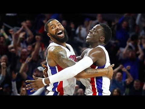 Washington Wizards vs Detroit Pistons - Full Game Highlights   January 21, 2017   2016-17 NBA Season