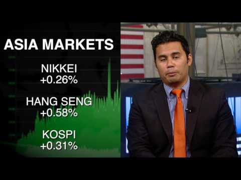 09/06: Stocks flat to start week, Asia sees gains, SP500 in focus