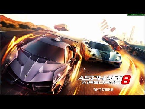 [Preview]Asphalt Airborne 8 : รถเเข่งตัวต่อตัว #1
