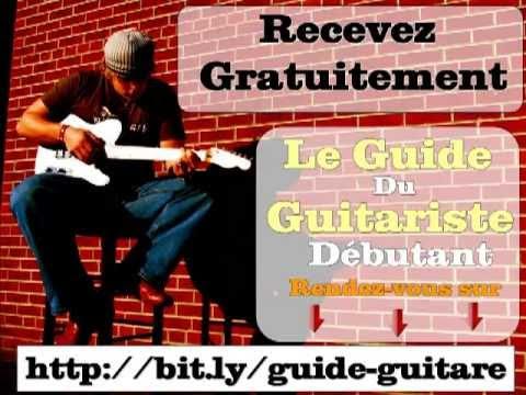 Comment Jouer Un Accord Guitare De La Majeur ? Cours ...