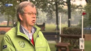 Reportage over opbouw Military Boekelo-Enschede