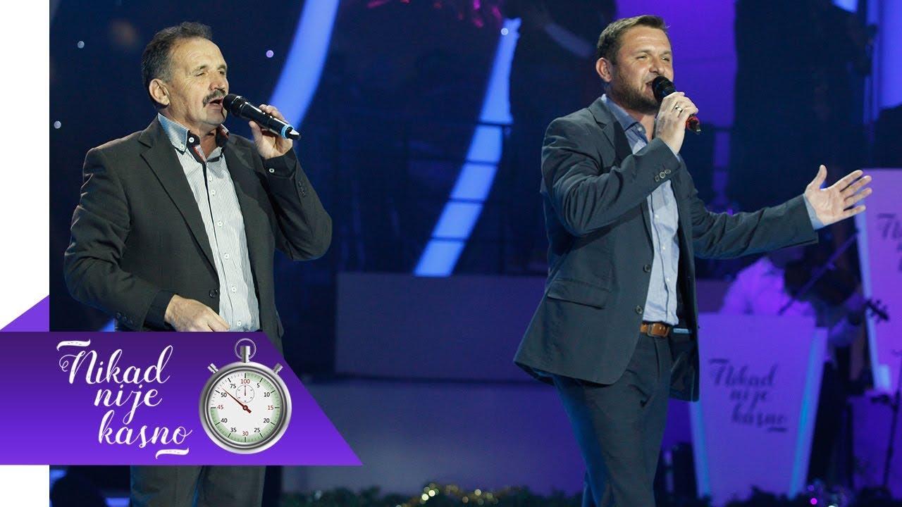 Franjo i Darko Baric - Tako mi nedostajes - (live) - Nikad nije kasno - EM 15 - 30.12.2018