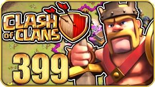 CLASH of CLANS Part 399: Mit LEVEL 10 Barbarenkönig auf in den CK!