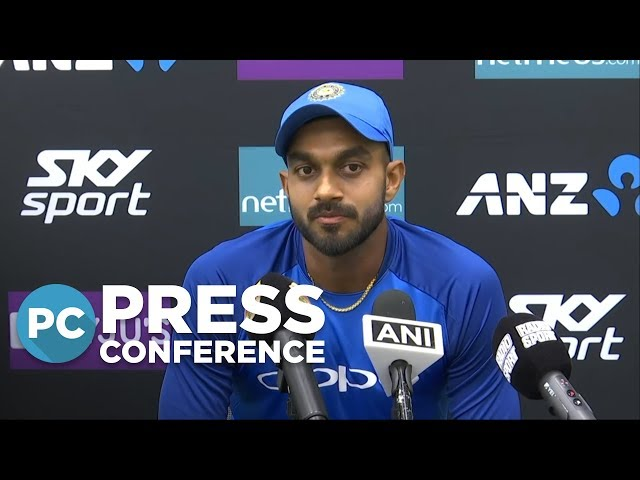 I was surprised when asked to bat at No. 3 in the first T20I - Vijay Shankar