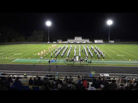 Hendrix Who! - Marching Sabers Pride, Central DeWitt High School