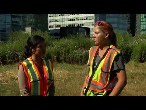 Hire Learning - Vancouver Convention Centre Landscaper
