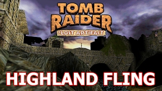 Tomb Raider 3: The Lost Artifact Vídeo-Guía en Español - Highland Fling