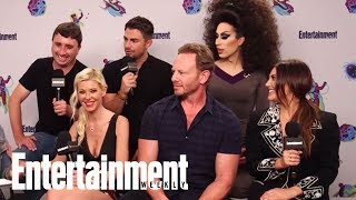 'Sharknado 6' Cast Talks About Their Explosive Final Installment | SDCC 2018 | Entertainment Weekly