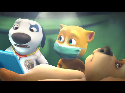 Doc Hank - Talking Tom and Friends (Episodio 19 - Temporada 1)