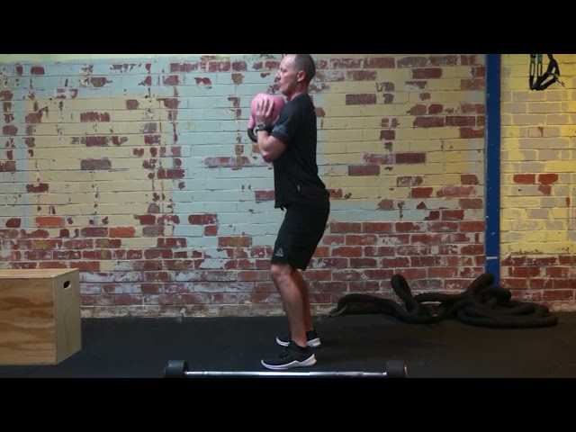 Geelong's Gym - How to Perform a Squat (with variations)