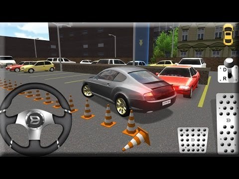 Car Parking Game 3D - Android Gameplay HD thumbnail