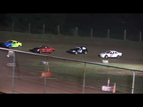 Ohio Valley Speedway 4 Cylinder Feature 8-25-18