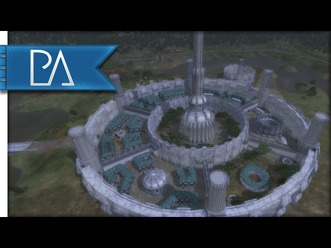 Battle of the Red Ring: Reclaiming the Imperial City - Elder Scrolls: Total War Mod Gameplay
