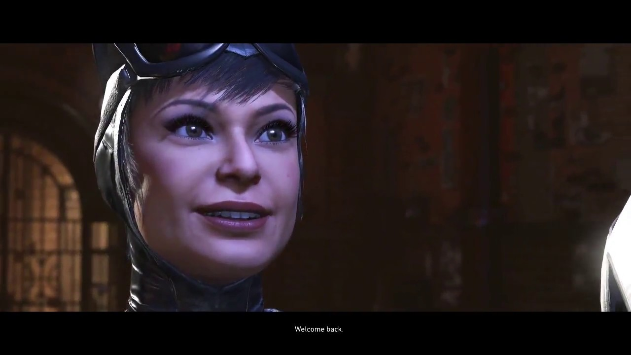 Download Injustice 2 Story (Part 11) Cyborg Bane Grid Wonder Woman Captain Cold [First Run]
