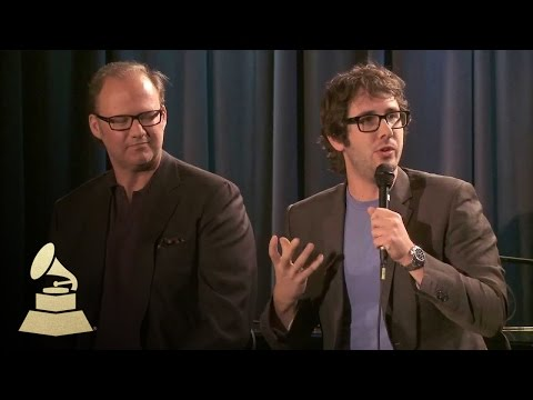 Josh Groban & Rob Cavallo: Recording All That Echoes | GRAMMYs