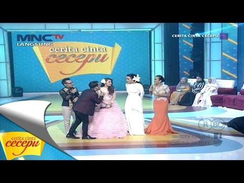 Meramal Raut Wajah Trio Cecepu Bersama Erwin Yap - Cerita Cinta Cecepu (3/9)