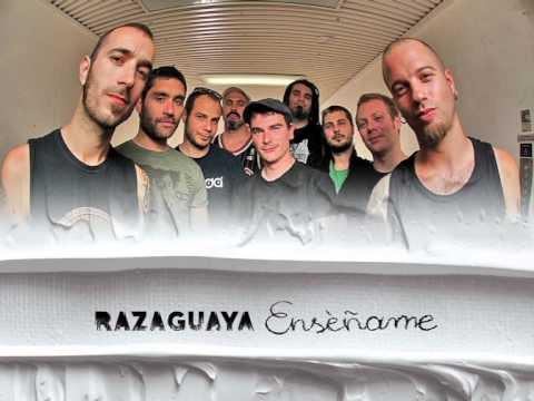 RAZA GUAYA - Enséñame - (Disco Completo)