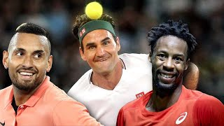 Top 10 Magicians In Tennis History