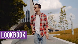 5 Spring Summer Outfits for Men   Fashion Lookbook 2019   One Dapper Street