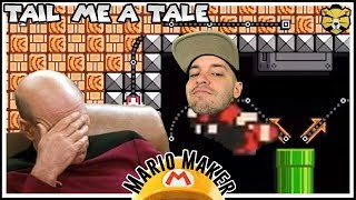 Baixar The Trial Of The Tails! Mario Maker