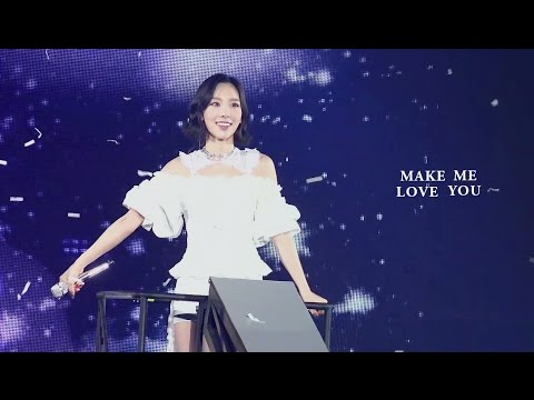 170513 태연 - MAKE ME LOVE YOU @ PERSONA in SEOUL