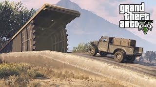 Grand Theft Auto Online 2013 | # 4 ОБЗОР БУНКЕРА №2