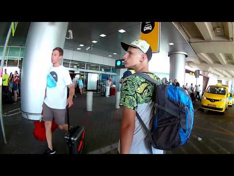 Budapest Airport 2017 HD