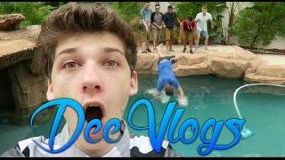 Dee Vlogs - THE PRANKS BEGIN!