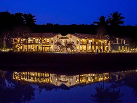 Acron Waterfront Resort - Baga, Goa, India