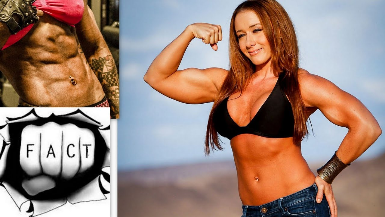 Sexy women bodybuilders
