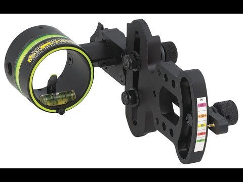 Single Pin Vs. Multi Pin Compound Bow Sight