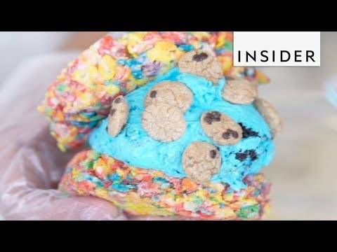 Download Youtube: 11 Colorful Desserts in Southern California