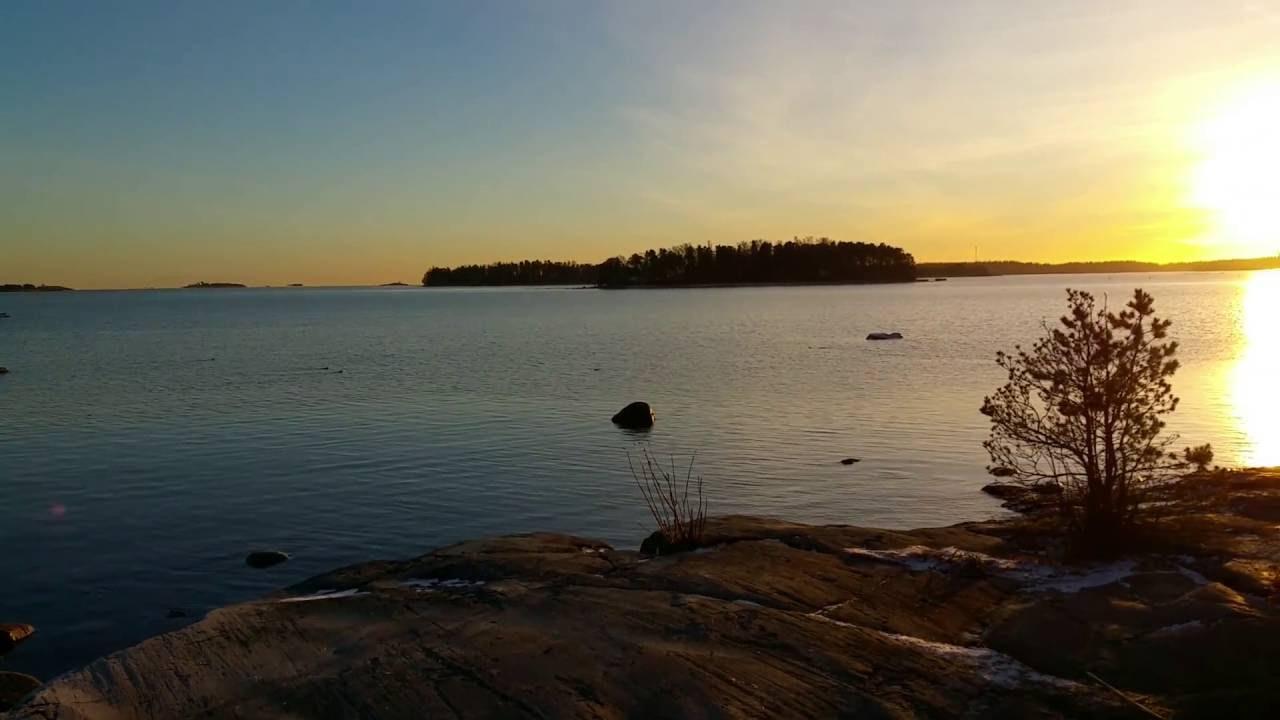 Aurinko Laskee Rovaniemi