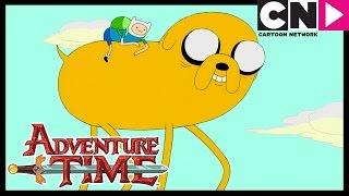 Время приключений | Его герой | Cartoon Network