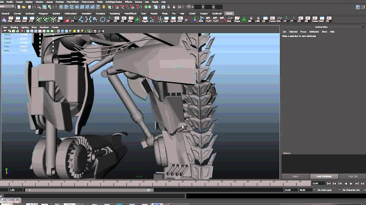 Robot Modeling In Progress Part 2 Youtube