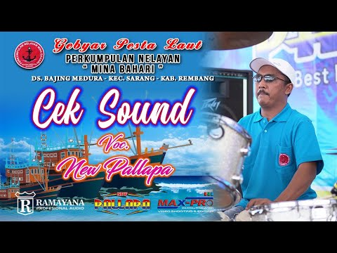 ● CEK SOUND RAMAYANA NEW PALLAPA ●
