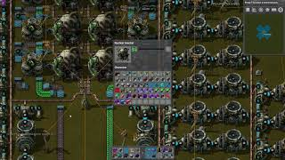 Factorio Beautiful Nuclear Reactor