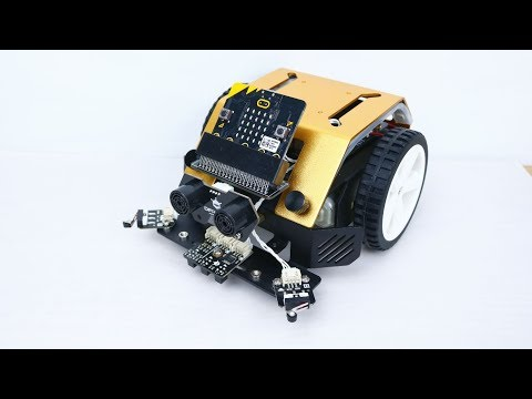 DIY Programmable Robot Kit