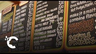 Crimson Eatucation: Edzo's Burger Shop @ Northwestern University thumbnail
