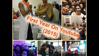 First Year On Youtube (2015)