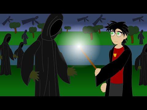 Harry potter cartoon - 4 6